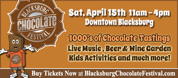 2017 Blacksburg Chocolate Festival