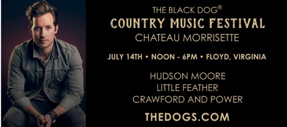 Black Dog Country Music Festival
