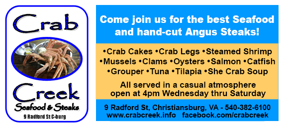 Crab Creek Seafood & Steaks