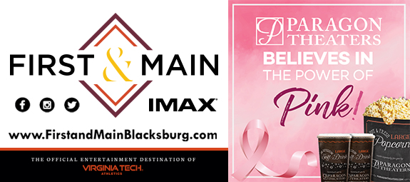 Power of Pink at Paragon Theaters