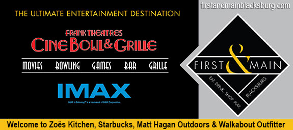 Frank Theatres and First & Main