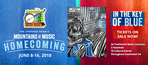 Mountains of Music Homecoming 2018