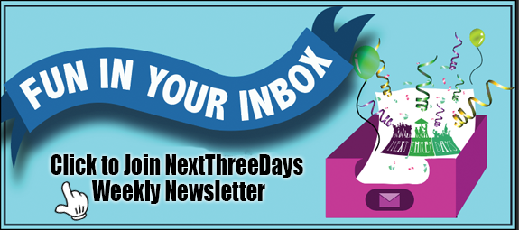 NextThreeDays Weekly Newsletter