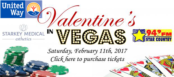 2017 Valentine's In Vegas